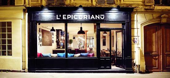Bar l 39 epicurianu racines corses - Comptoir de famille boulogne billancourt ...