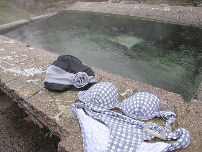 Je ne pouvais pas marcher pieds nus Donc là où on se détendait, bien au chaud dans son cocon de boue, on se crispe, gelé partout.